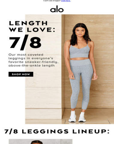 The Obsession Is REAL: 7/8 Leggings