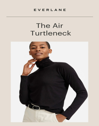 The $30 Air Turtleneck
