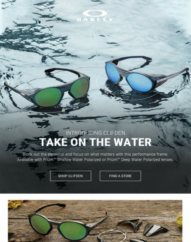Introducing Clifden - Take On The Water