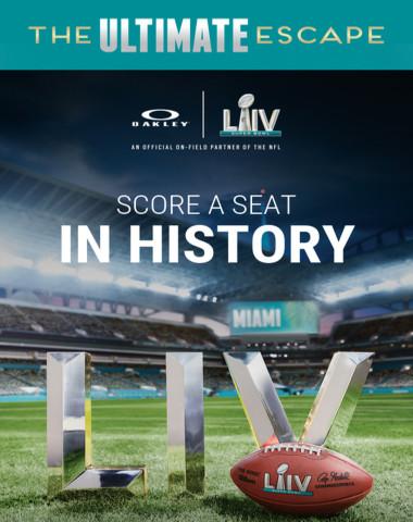 Score Seats In Super Bowl LIV History