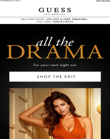 The Look: After-Dark Drama