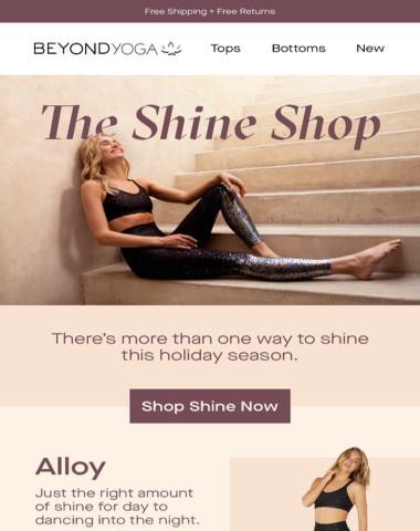 The SHINE Shop