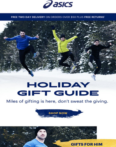 Miles of gifting is here, don't sweat the giving