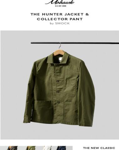 SMOCK MAN | The Hunter Jacket & Collector Pant