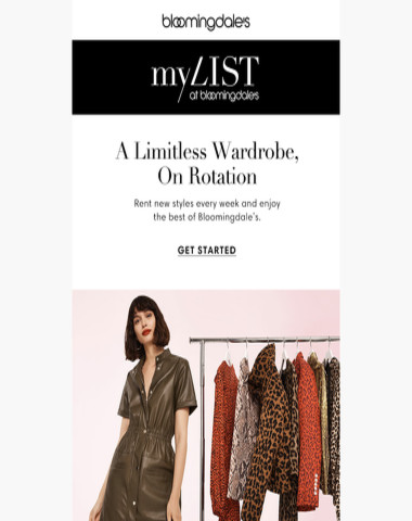 A season of amazing looks for just $99