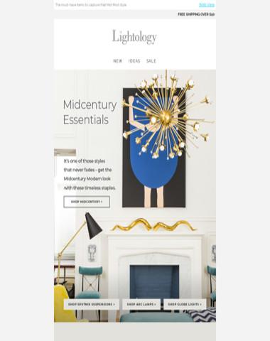 Midcentury Modern Essentials