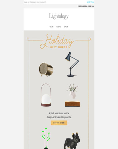 Holiday Gift Guide ?