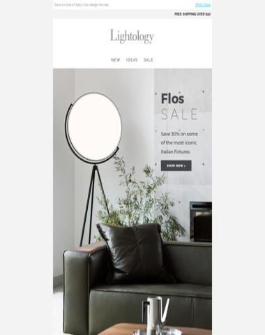 //FLOS Sale//