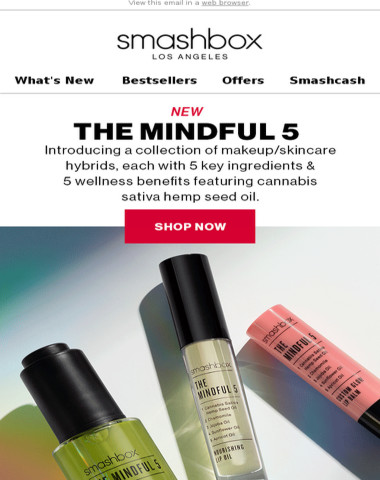 Introducing The Mindful 5 Collection