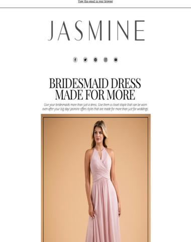 Multi-Use Bridesmaid Dresses!