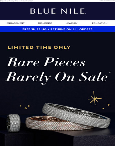 Our Most Rare & Special Jewelry Pieces + $500 OFF!