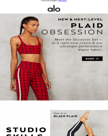 ⚡OMG This New Plaid Set Is EVERYTHING ⚡