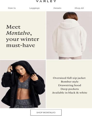 Meet The New Montalvo Jacket