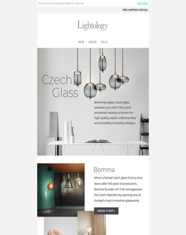 Czech Glass