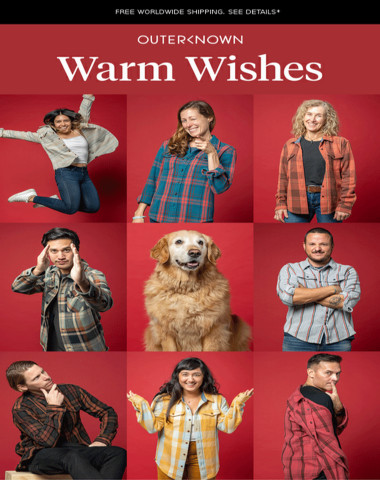 Warm wishes from our team to yours!