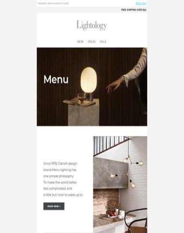 Danish Design | MENU
