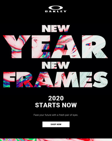⚡New Year, New Frames | It's On. ⚡