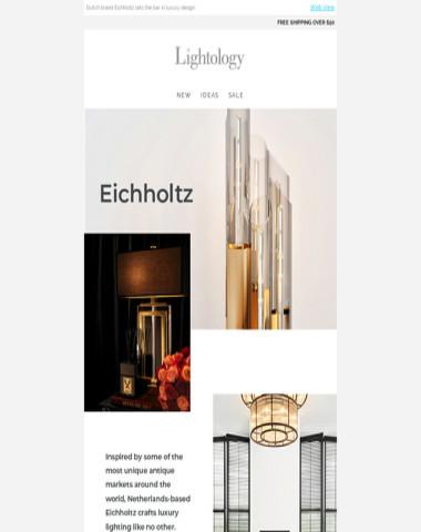 Antique-Inspired Lighting