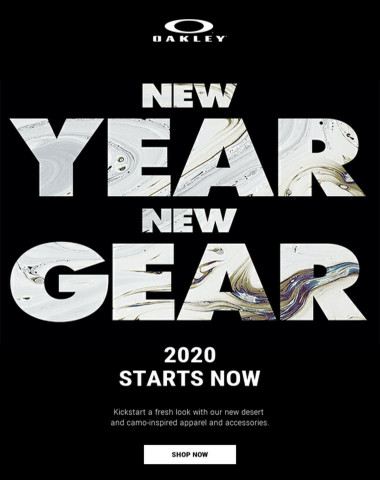 ?New Year, New Gear | You In? ?