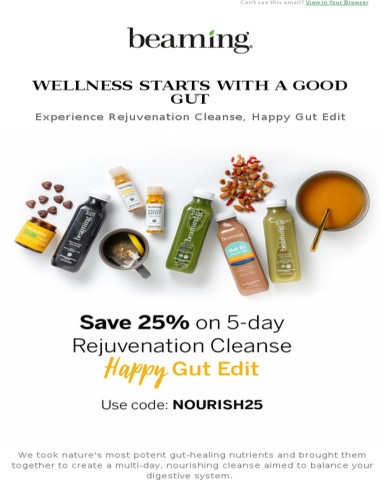 Say hello to our all NEW cleanse