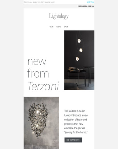 NEW from Terzani