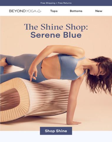 NEW SHINY BLUES