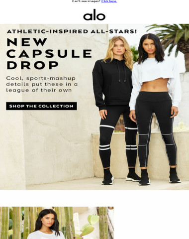 NEW Epic Drop: Sports-Mashup Capsule Collection! ⭐