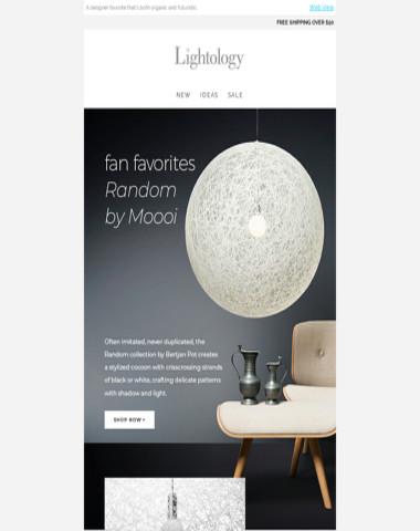 Spotlight: Random Collection by Moooi