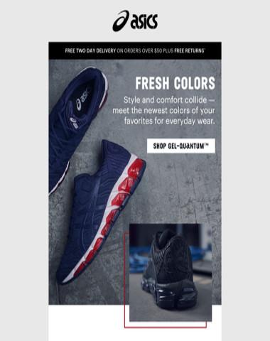 Fresh Colors Now: GEL-QUANTUM™ COLLECTION