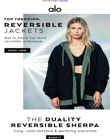 You Need Now: The Reversible Cargo Jacket ?