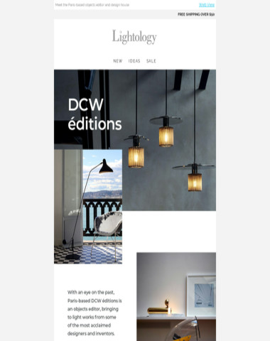 Introducing: DCW éditions