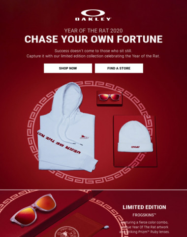 Do You Chase Your Own Fortune? ?