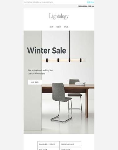 Winter ❄ SALE