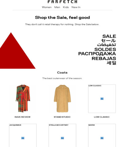 Sale: the best coats, boots and more