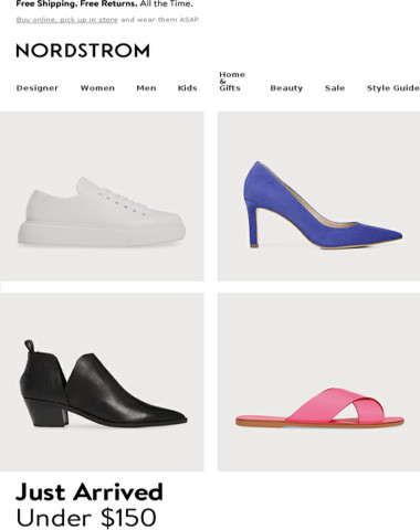 New shoes you & your budget will love