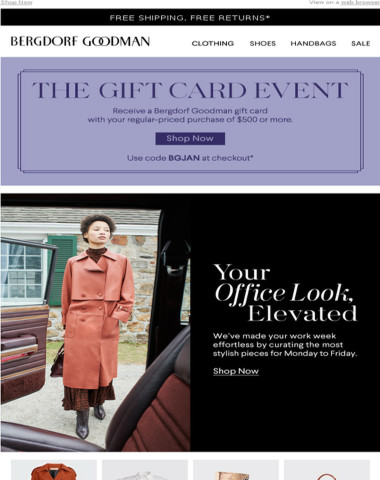 Does Your Work Wardrobe Need A Refresh? + Earn A Gift Card