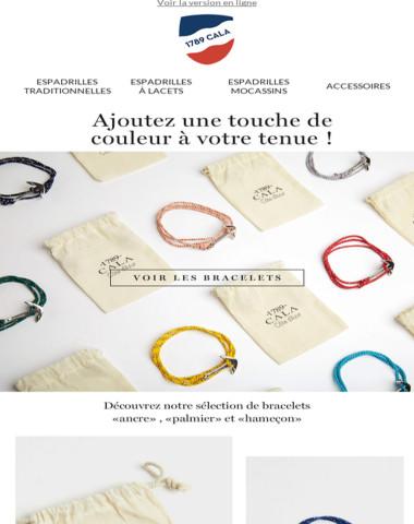 Tendance   Découvrez notre sélection de bracelets ⚡️