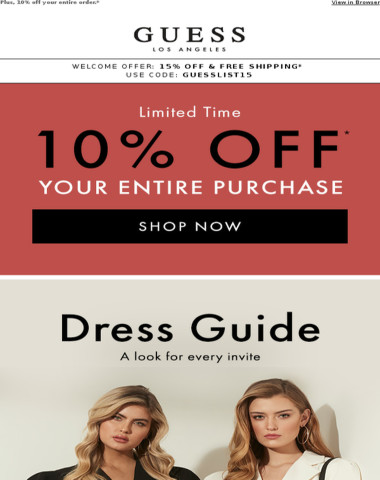 Dresses for Every Outing   Free Gift