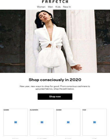 Here's to shopping positively in 2020