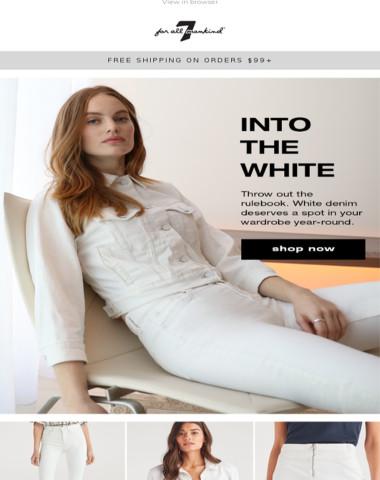 Trending Now: Bright White