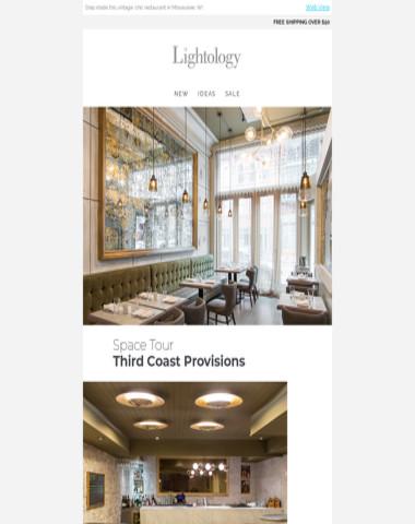 Tour: Third Coast Provisions