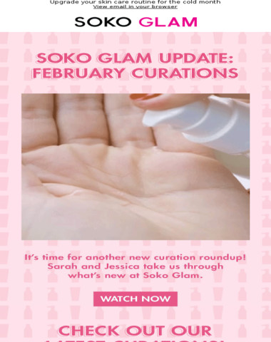 This JUST IN: February Curation Update