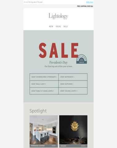 Prez Day Sale   Shop EARLY