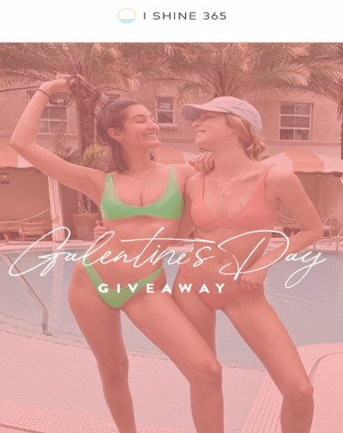 FREE bikini for you and your bestie this way?♀️