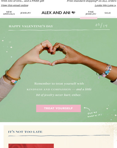 Happy Valentine's Day, babes! ❣️