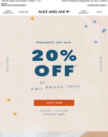 A Presidential Sale ??