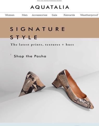SPOTLIGHT | The Pasha | Additional 30% Off Sale