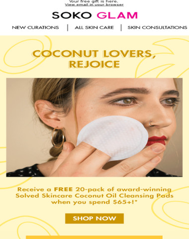 Your skin care problems SOLVED