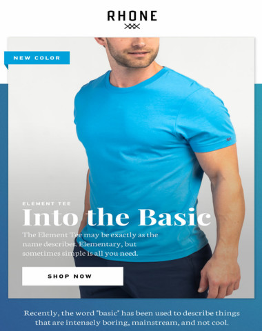 Into the Basic