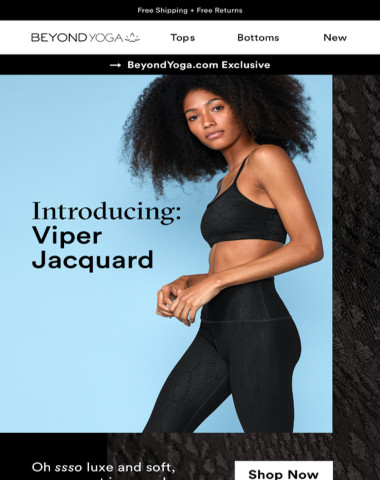 NEW VIPER JACQUARD